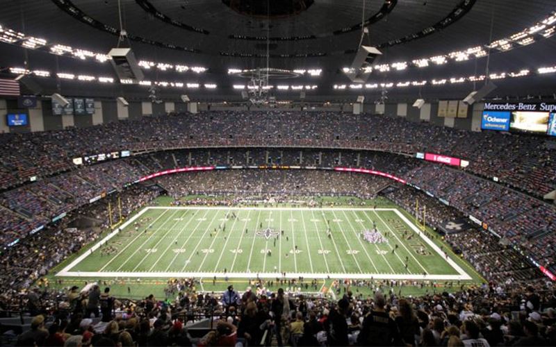 NEW ORLEANS GAME DAY PACKAGES